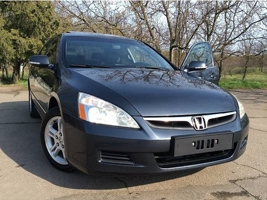 Бестселлер на рынке США - американский седьмой Honda Accord!